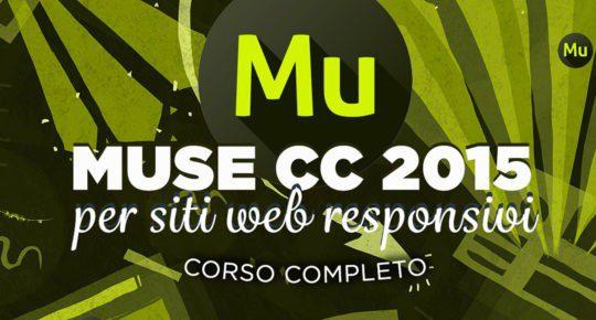 Corso Adobe Muse