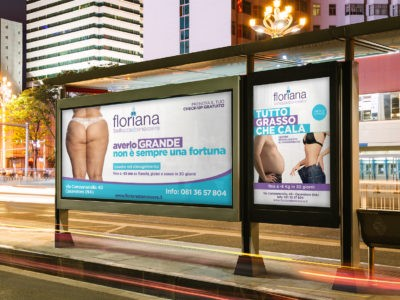Floriana Benessere advertising