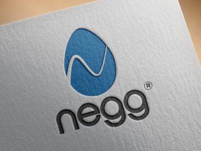 Negg brand identity