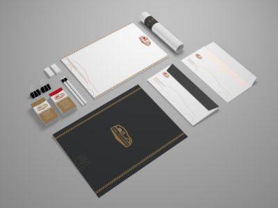Sabel Racing Service brand identity