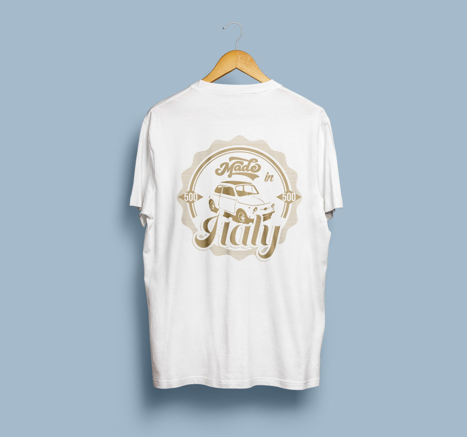 Italian t-shirt