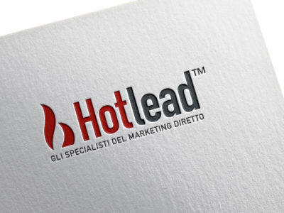 HotLead brand identity