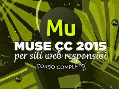 Corso multimediale Adobe Muse
