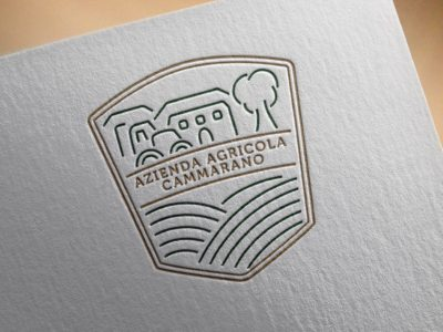 Azienda Cammarano brand and label