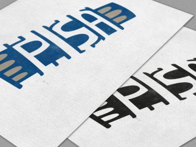 Città di Pisa brand identity