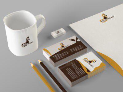 Raperonzolo brand identity