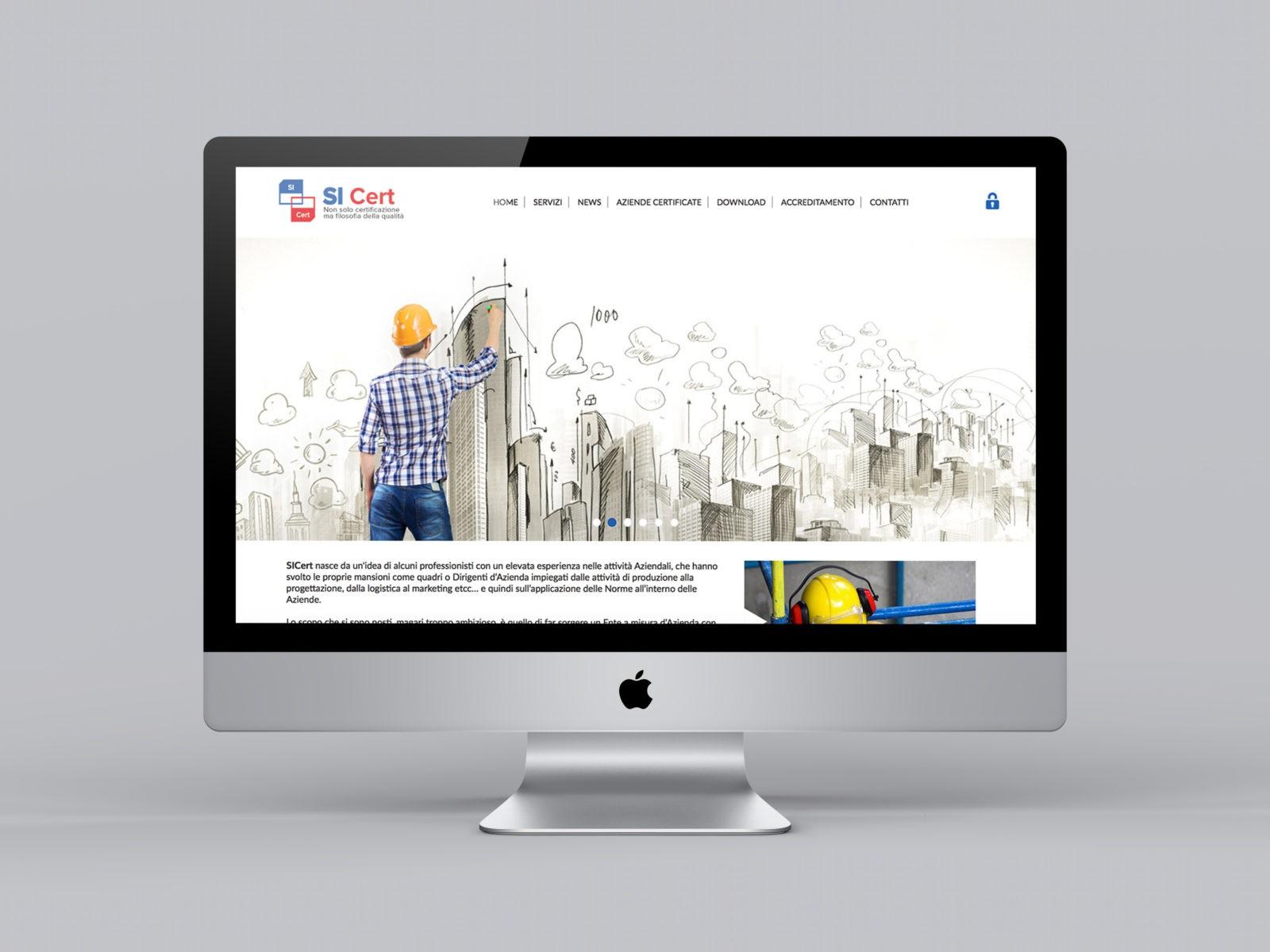 SI Cert website