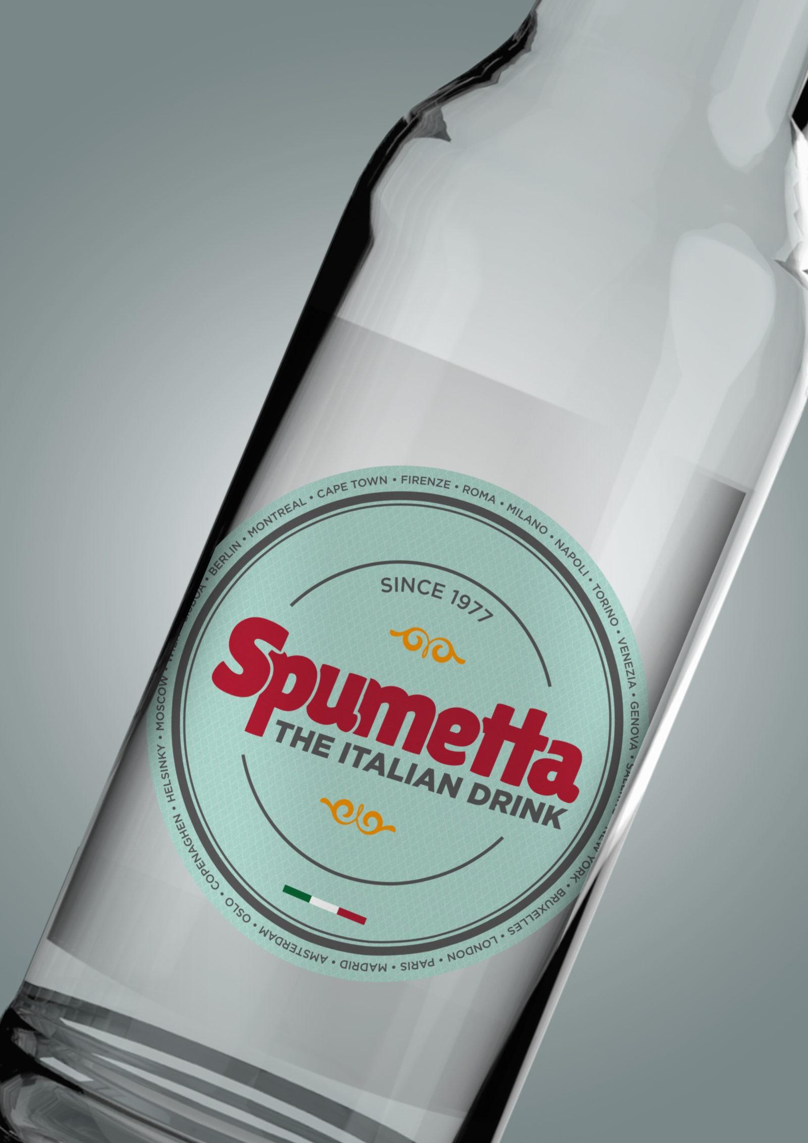 Spumetta label