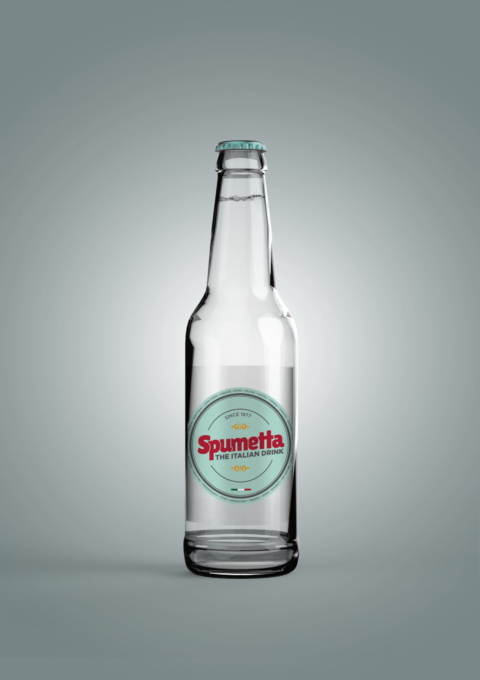 Spumetta italian drink