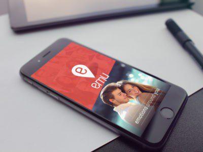 Emu App UI/UX Design