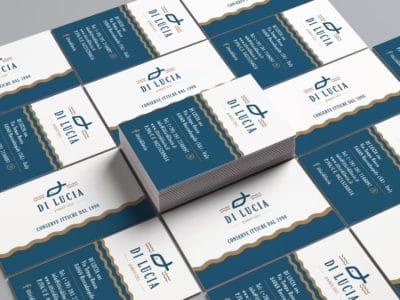 Ittici Di Lucia rebranding e labeling
