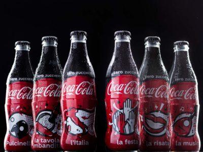 Labels Coca Cola limited edition
