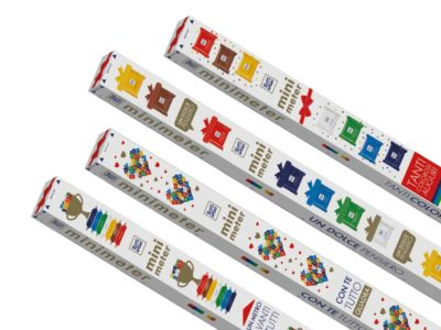 Ritter Sport meter packaging