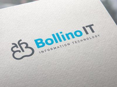 Bollino IT brand identity