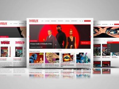 Diabolik® official website