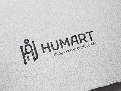 Humart brand identity